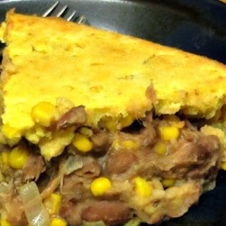 Cornbread Pot pie