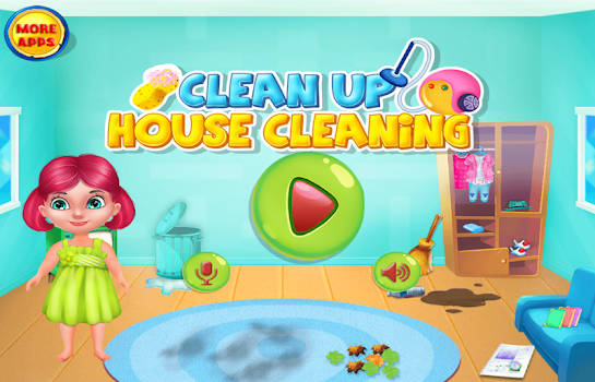 Clean Up - House Cleaning