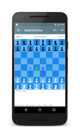 MaterialChess- screenshot thumbnail