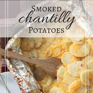 Smoked Chantilly Potatoes.