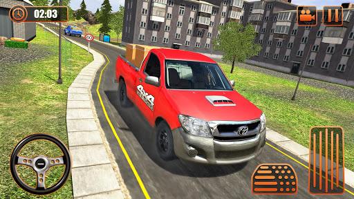 Offroad Pickup Truck Cargo Duty 2.0 Screenshots 9