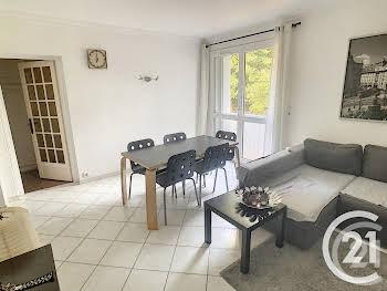 Appartement meublé 3 pièces 53 m2