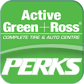 Active Green Ross Perks
