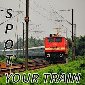 Spot Your Train - Live Train Status Android APK Download Free By Rons Tech