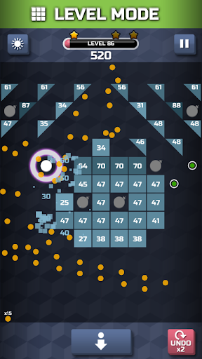 Bricks breaker (Shoot the ball) 1.1.8 {cheat|hack|gameplay|apk mod|resources generator} 4