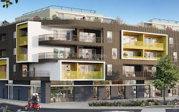 Appartement 4 pièces 74,95 m2