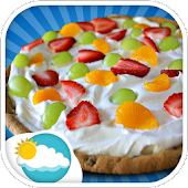 Fruit Pizza Maker Cooking game