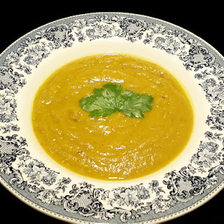 Betsy's No Garlic Dal For Your Da'ling Soup