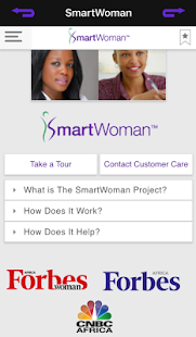 SmartWoman™ Africa- screenshot thumbnail