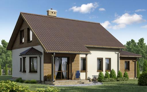 projekt D96 - Franciszek wersja drewniana