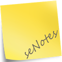 seNotes - notes widget icon