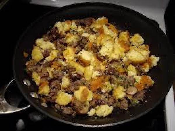 Holiday Bread Stuffing
