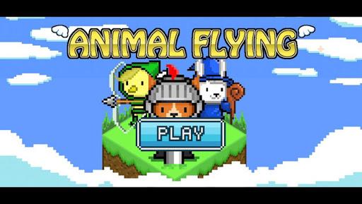 ANIMAL FLYING