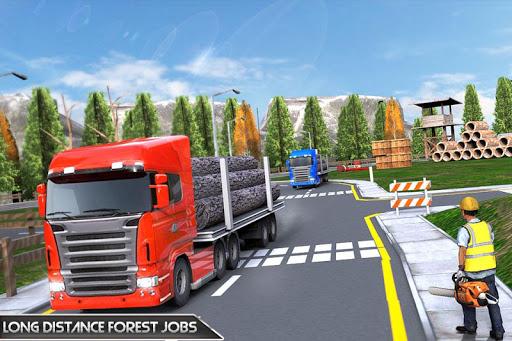 Cargo Truck Simulator - new truck games 2019 screenshots 4