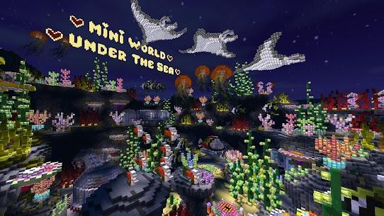 Mini World Block Art 2