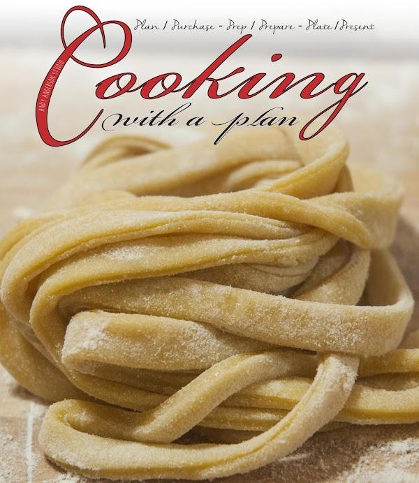 Master Recipe: Egg Noodle Dough