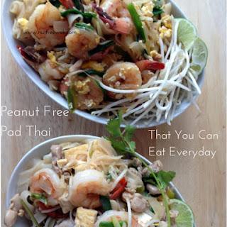 Peanut Free Pad Thai