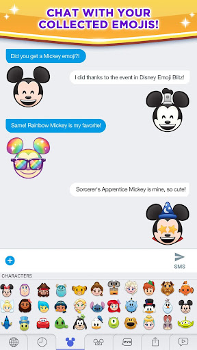 Disney Emoji Blitz screenshots 2