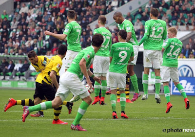 Overzicht Bundesliga: CL-tickets de deur uit, strijd onderin razend spannend