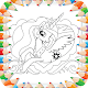 Coloring Book Little Pony icon