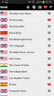 Sri Lanka Newspapers - náhled