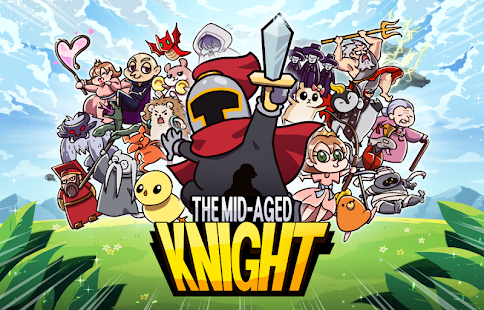 ApkMod1.Com Mr.Kim The Mid Aged Knight + (Weak Enemy) for Android Game Role Playing