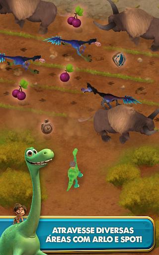O Bom Dinossauro O desafio