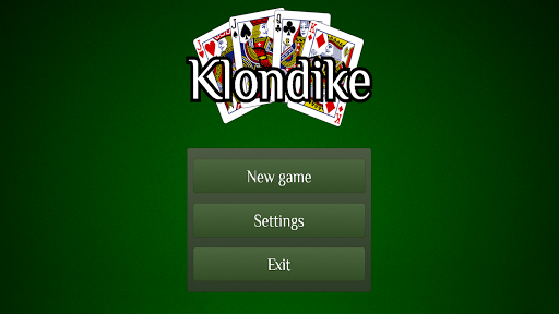 *SALE* Klondike Solitaire Game