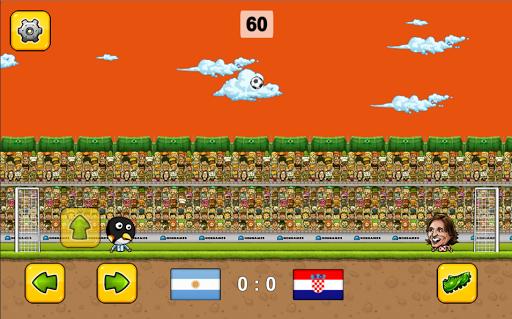 Little Soccer Maniac captures d'u00e9cran 2