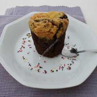 Pear Chocolate Muffin.