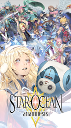 STAR OCEAN: ANAMNESIS APK screenshot thumbnail 6