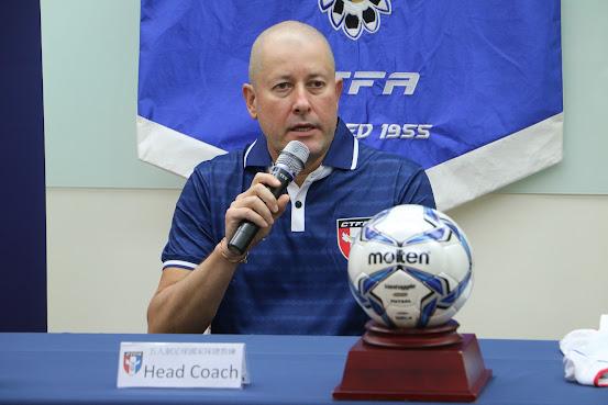 足球》五人制足球國家隊總教練  聘請巴西教頭Adil掌兵符