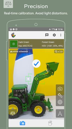 Color Grab (color detection) for PC