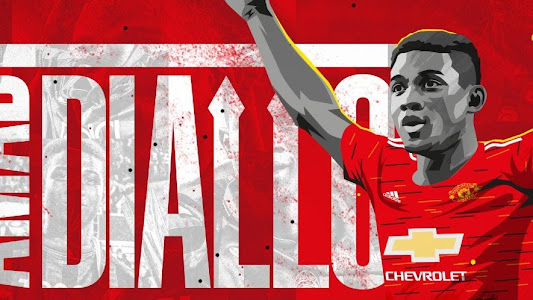 Lama Dinanti, Manchester United Akhirnya Resmi Rampungkan Perekrutan Amad Diallo