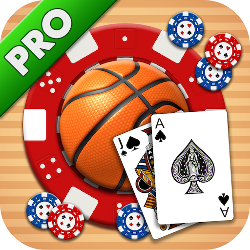 All Basketball Stars Dunk Blackjack21! Tap Hit Pro (game)