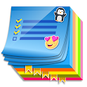 Notepad (with PIN code) icon