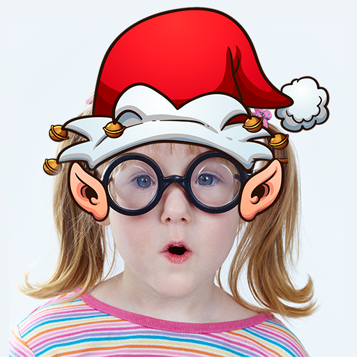 Christmas Snap Stickers Icon