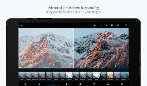 Adobe Photoshop Express:Photo Editor Collage Maker screenshot 11