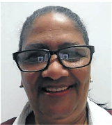 Western Cape nurse Petronella Benjamin was honoured by her community.