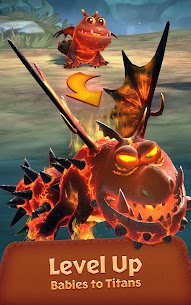 Dragons Titan Uprising Mod Apk 1.14.13 (GOD MODE + ONE HIT) 10