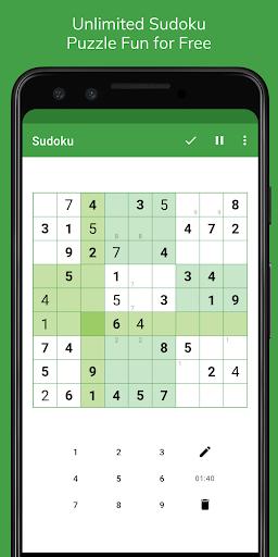 Sudoku - Free & Offline 2.2.2 screenshots 1