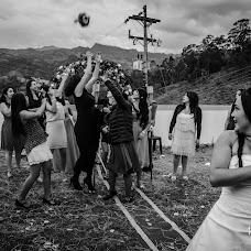 Wedding photographer Mauricio Cabrera morillo (matutecreativo). Photo of 20.09.2015
