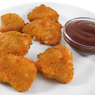 Guilt-free Chicken Nuggets