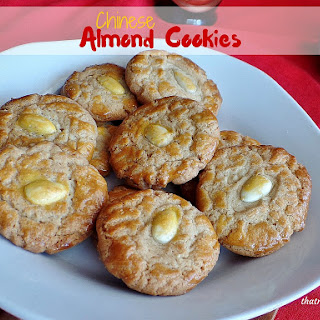 Chinese Almond Cookies Shortening Recipes