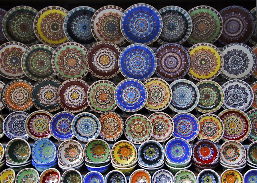 by Estislav Ploshtakov - Artistic Objects Cups, Plates & Utensils