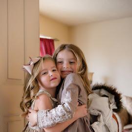 Happy Thanksgiving Cousi! by Kellie Jones - Babies & Children Children Candids