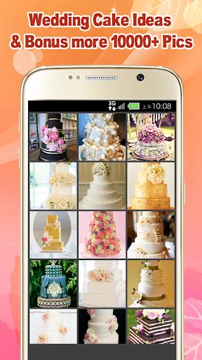 Wedding Cake Ideas Wallpaper