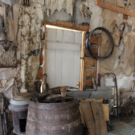 by Liz Huddleston - Artistic Objects Still Life ( bannack, bannack ghost town, ghost town, montana,  )