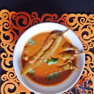 Mirchi Ka Salan - Side Dish For Biryani (hyderabadi Recipe).