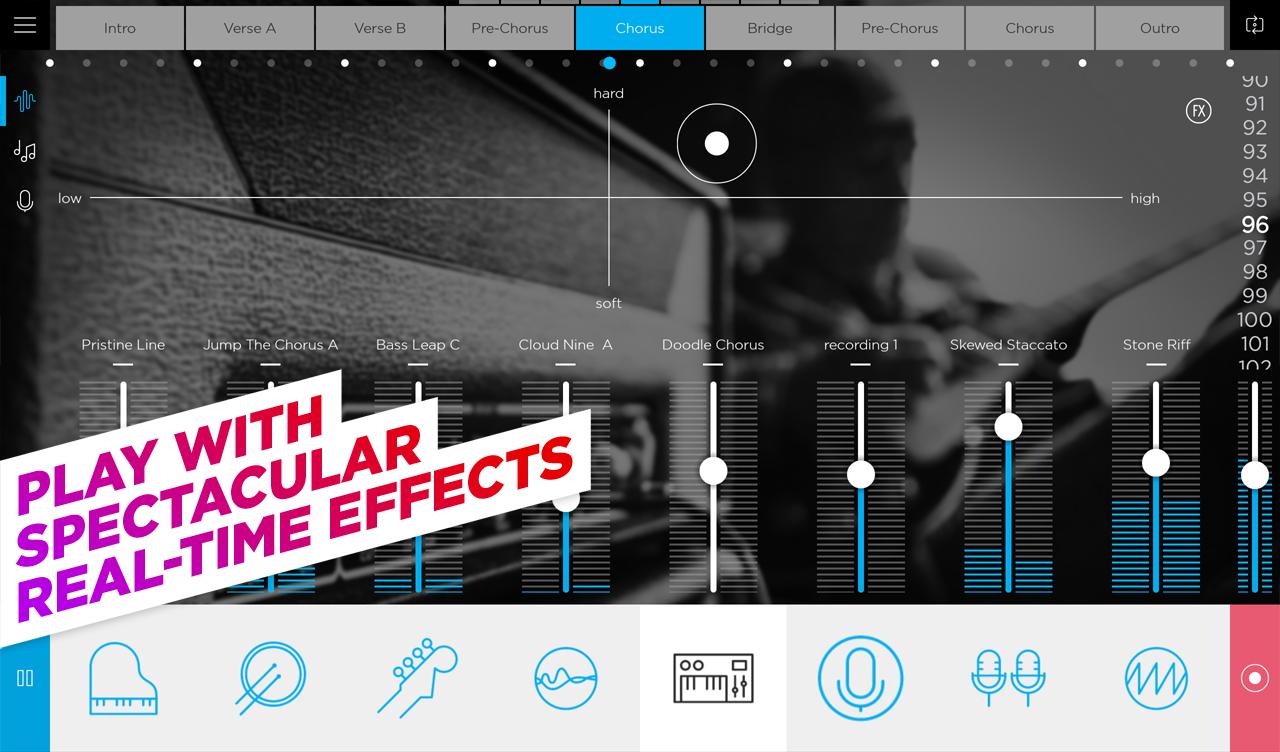 Music Maker JAM screenshot #9